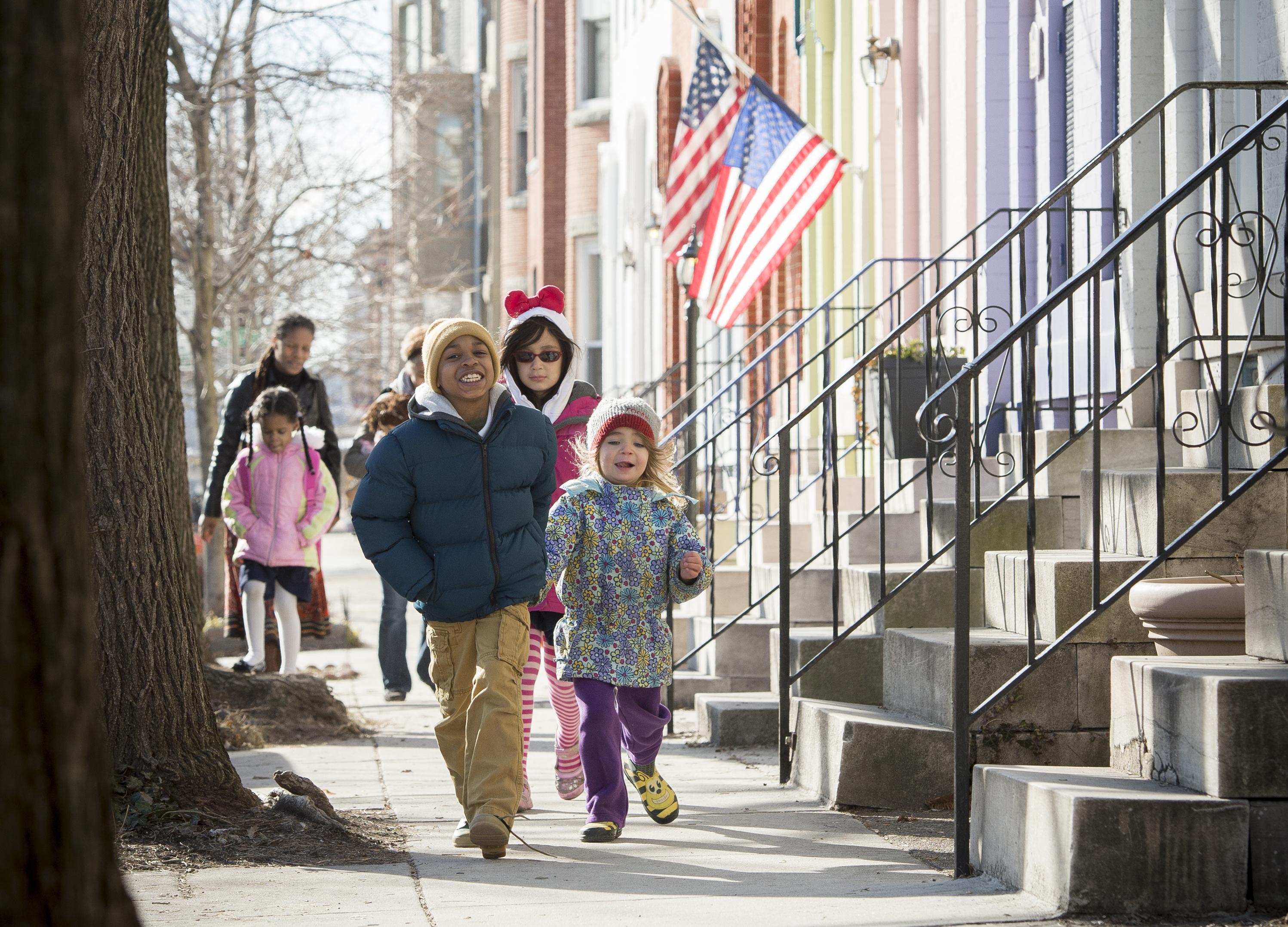 Great Schools Charles Village Neighborhood - School Partnership