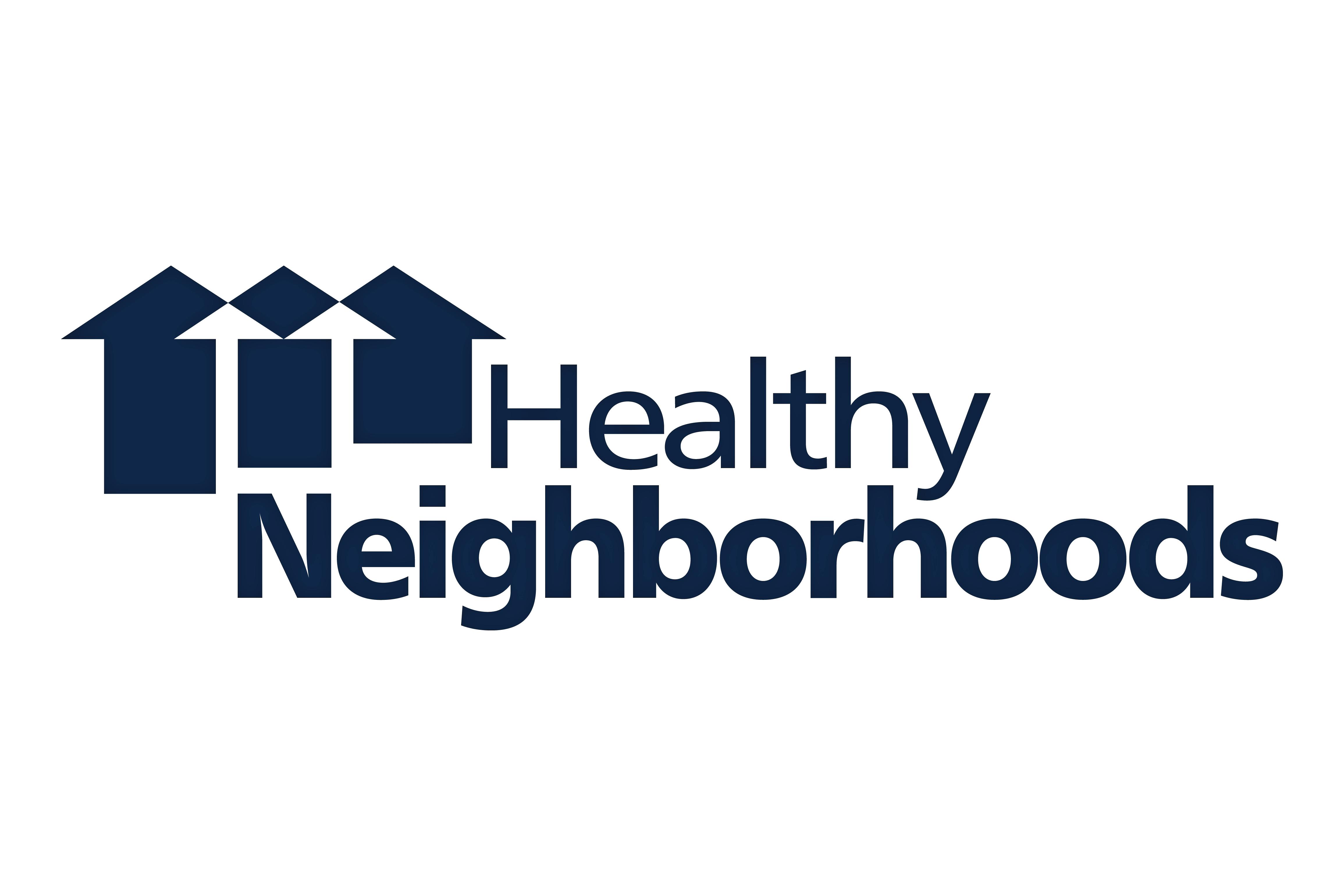 Healthy Neighborhoods Logo